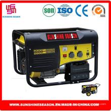 Typ SP Benzin Generatoren Sp5000 für zu Hause & Outdoor-Stromversorgung