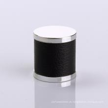 Tampão de garrafa de couro do perfume do revestimento UV orientado para a exportação do fornecedor