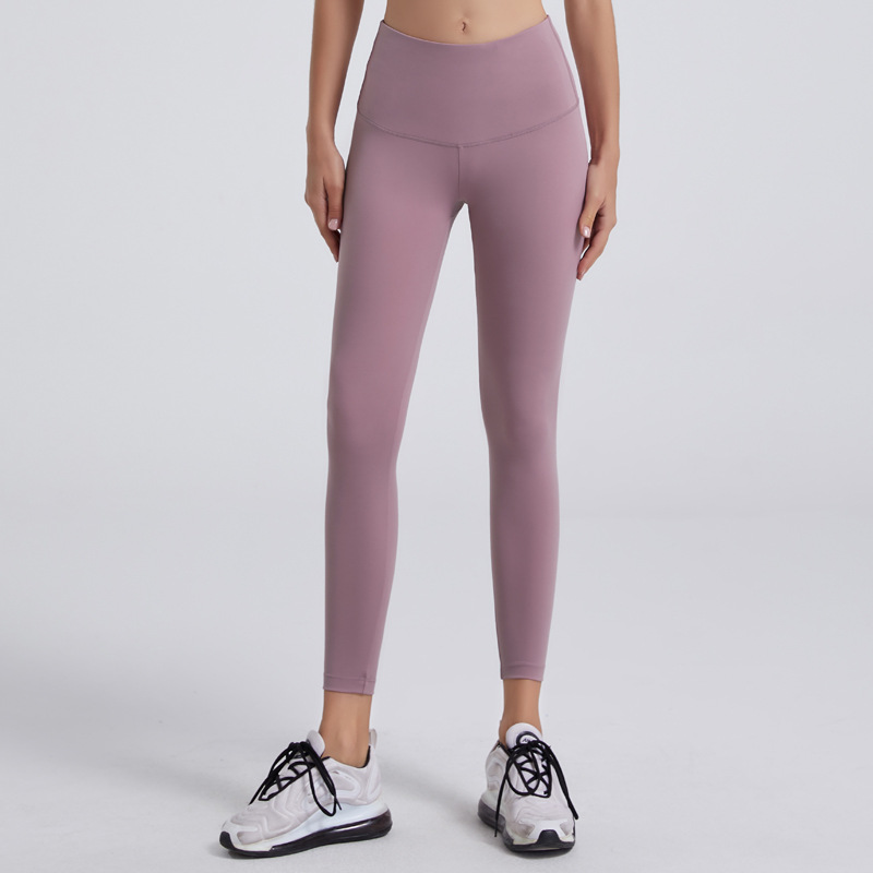 new design sport women's yoga pant (4)