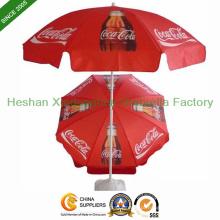 Guarda-chuva de sol ao ar livre promocional para exibição (BU-0045)