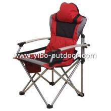 buena calidad de silla playa silla plegable de aluminio