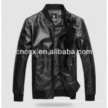 14PUJ8007 men pu jacket