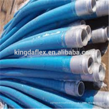 2 1/2 Inch Flanged Used Flexible Concrete Pumping Hose 85bar