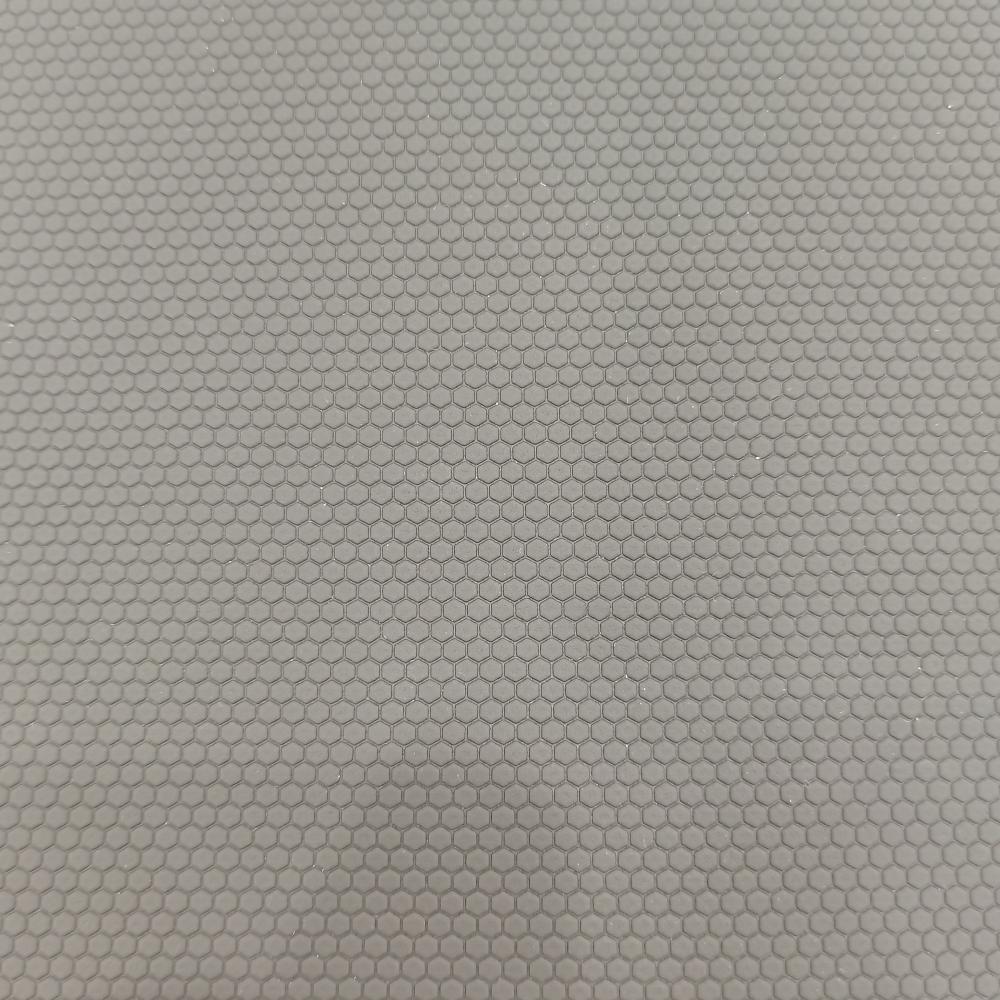 Orthohexagonal Grain Gloves Leather