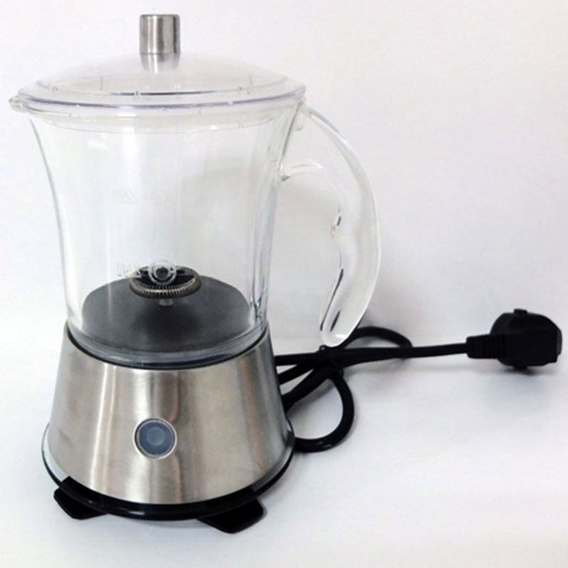 Automatic Capsule Coffee Machine with Milk Frother 3