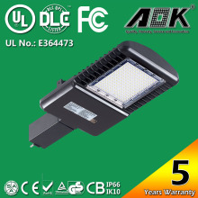 UL Dlc LED Road Lamp, éclairage LED, lumière solaire