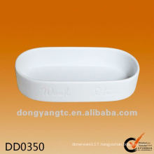 New design Ceramic soap trays