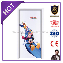 Melamine Mould Skin Doors Wooden with Cheap Prices for Kid Rooms