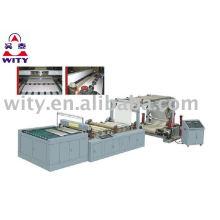HQD-1300C Servo Conducir-Ordenador de control de alta precisión de papel de copia Cross Cutting Machine