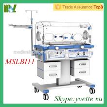 Meilleure vente Incubateur infantile pour équipement médical homologué CE & ISO (MSLBI11)
