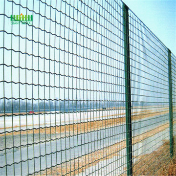 Easy+Assemble+Galvanized+Flexible+Euro+Fence+Panel