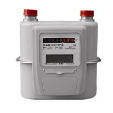 Medidor de gas natural compacto Prepaid G6 Type