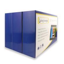 Offset Printing Varnishing Customzied Paper Packing Box