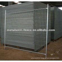 Galvanized temporary fencing(factory)