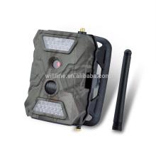 Appareil-photo extérieur sans fil de chasse de 12MP 1080P 2.6CM GSM MMS