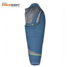 210T Polyester Fabric Organic Cotton Sleeping Bag