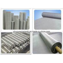 Tissu filtrant tissé de treillis métallique d'acier inoxydable 304