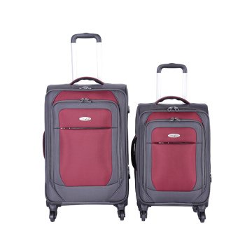 Heavy Duty Expandable Unisex Large Trolley Luggage Bag