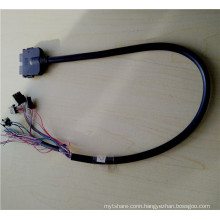 j1939 9pin deutsch to obd2 cable truck wiring harness