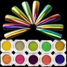 Chamäleon-Pigment / Spiegeleffekt-Chromashift-Pulver für Nagellack
