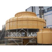 FRP torre de refrigeración de agua de tipo redondo grande (NRT-1000)