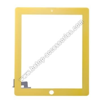 iPad2 жёлтой рамкой