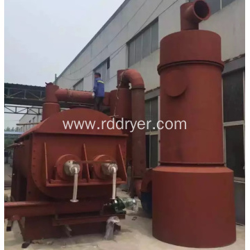 Paddle Dryer Machine for Pigments Slurry Made by Professional Manufacturer