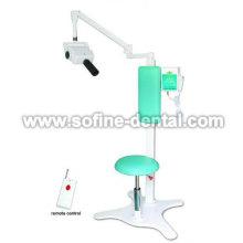 Unidade de raio x dental, movendo-se tipo