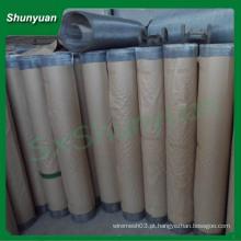 China fabricante de Rede de tela de alumínio com borda dobrada