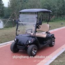 mini carrinho de golfe chinês bonito com dois lugares