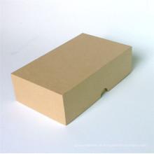 Caixa de embalagem de papel de papelão de design novo