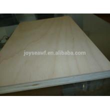 1220*2400*18mm melamine faced sandwich plywood