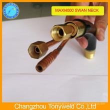 Peças sobressalentes para corte de plasma Trafimet Maxi 4000 pescoço de cisne
