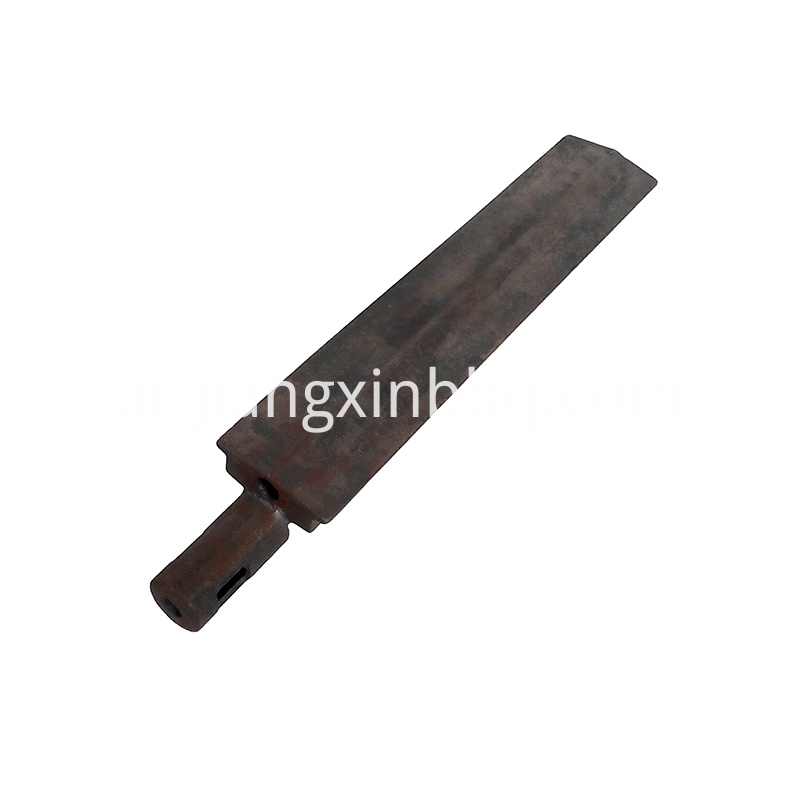 Cast Iron Cooking Burner Material