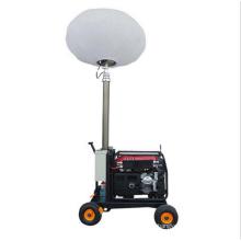 Башенная подсветка с ручным управлением мини типа Прожекторная башня