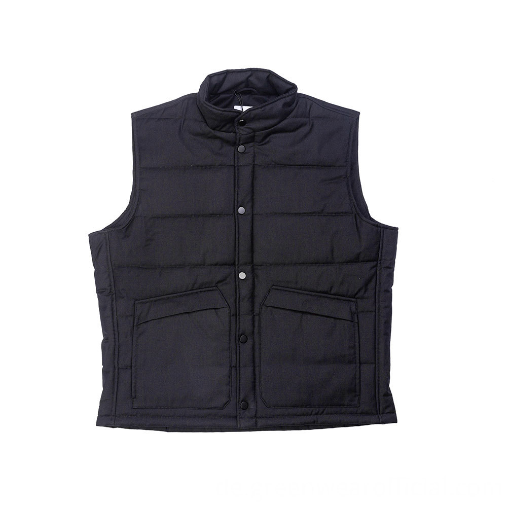 Mens Padding Gilet Safety Men Work Vest