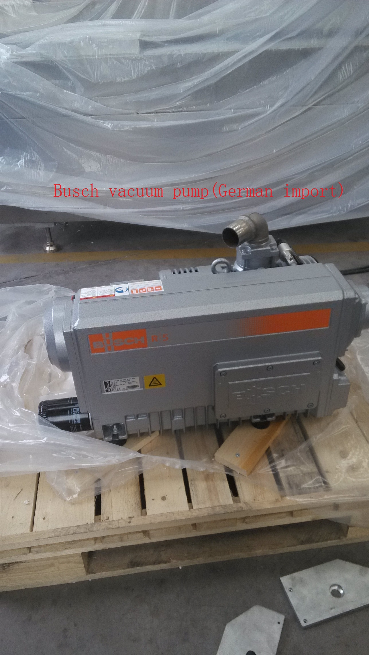 Sturdy Automatic Army Special Packing Machine