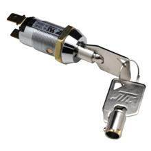 Interruptores elétricos momentâneos do fechamento da chave do UL