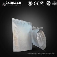 Мешок из алюминиевой фольги с застежкой-молнией