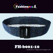 Ceinture perlée élastique de la mode-2013 FashionMe