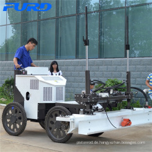 FURD Hydraulic Drive Laser Concrete Floor Screeding Machine for Leveling Project