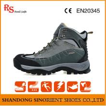 Calçado de segurança para impermeabilidade para plástico Toe Safety Footwear RS399