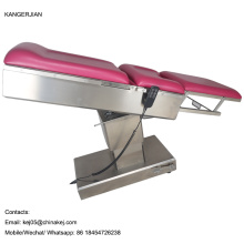 Position Adjustable Electric Gynecological Table