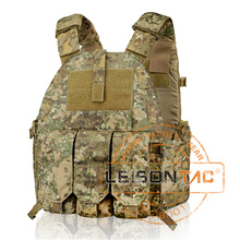 Nylon TAC-TEX Tactical Vest with Cut-Protection, Flame retardant, Waterproof for tactical security hunting