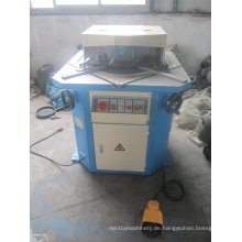 Hydraulische Ecken Ausklinkmaschine / Notier (Variable Winkel) 4mm