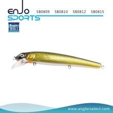Angler Select Fishing Tackle Stick Bait with Vmc Treble Hooks (SB0810)