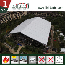 Grande tente extérieure pour chapiteau 1500 personnes