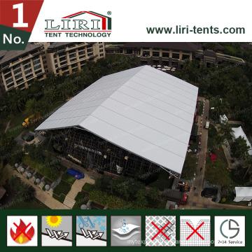 1500 человек большой Открытый шатер шатер для событий