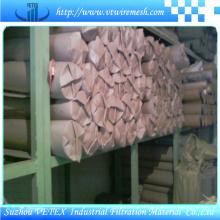 Treillis métallique carré en acier inoxydable utilisé dans la mine