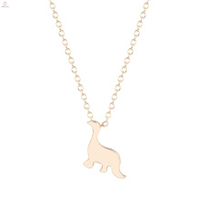 Alloy Women Animal Dragon Pendant Necklace Jewelry